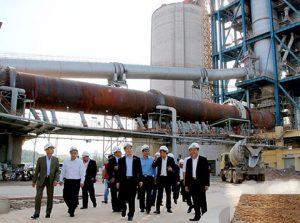 Đẩy nhanh tiến độ hoàn thành giao thông phục vụ dự án nhà máy Xi măng Sông Lam