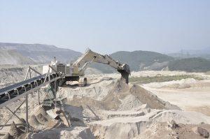 Băng tải chuyển cát tiêu chuẩn quốc tế – Cơ khí đúc Minh Quang