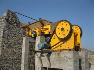 Sử dụng hiệu quả và an toàn máy nghiền đá