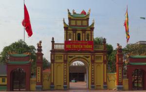 900 năm – Làng nghề đúc đồng truyền thống Tống Xá xã Yên Xá huyện Ý Yên